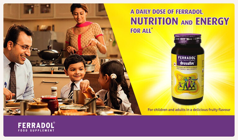 Ferradol - Best multivitamin syrup in india
